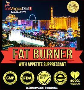 Fat Burner Appetite Suppressant side versions LasVegasDiet.com