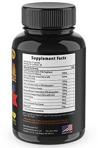 Fat Burner Appetite Suppressant 1 side versions LasVegasDiet.com