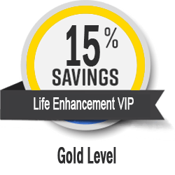15% off VIP Gold Level LasVegasDiet.com