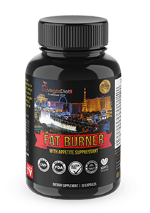 Fat Burner with Appetite Suppressant one month 30 count